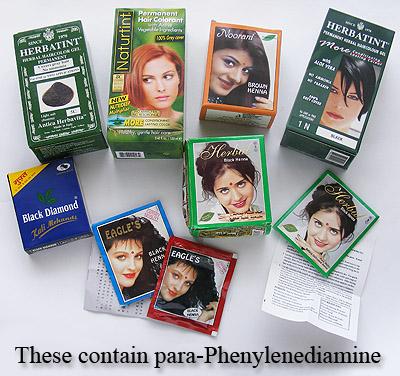 400087606 Henna for Hair